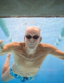 Benefits of Swimming for the Elderly