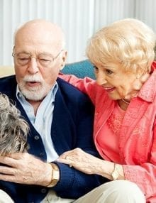 Therapy Dogs & Elderly Services