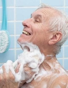 Shower Safety Tips for Seniors