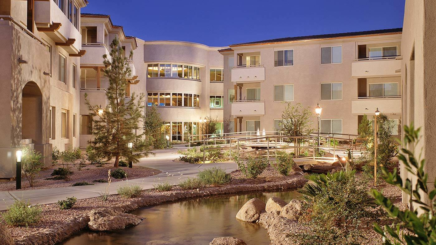 Atria Park of Sierra Pointe Scottsdale, AZ